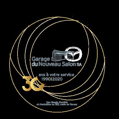 Logo Garage du Nouveau Salon